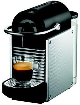 nespresso magimix m 110 pixie chrome 11326. Black Bedroom Furniture Sets. Home Design Ideas