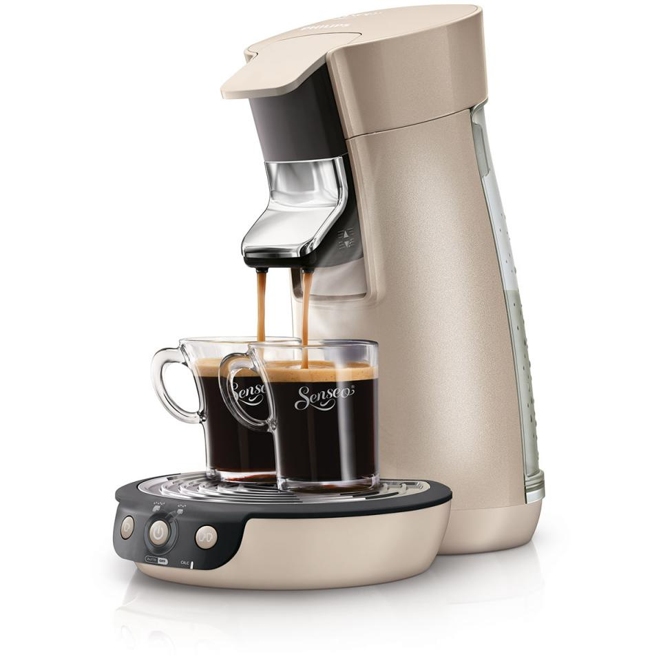 machine expresso senseo viva caf perle hd7828 11. Black Bedroom Furniture Sets. Home Design Ideas