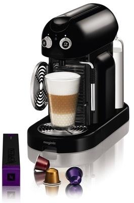 nespresso magimix nespresso maestria noir m400 11331. Black Bedroom Furniture Sets. Home Design Ideas