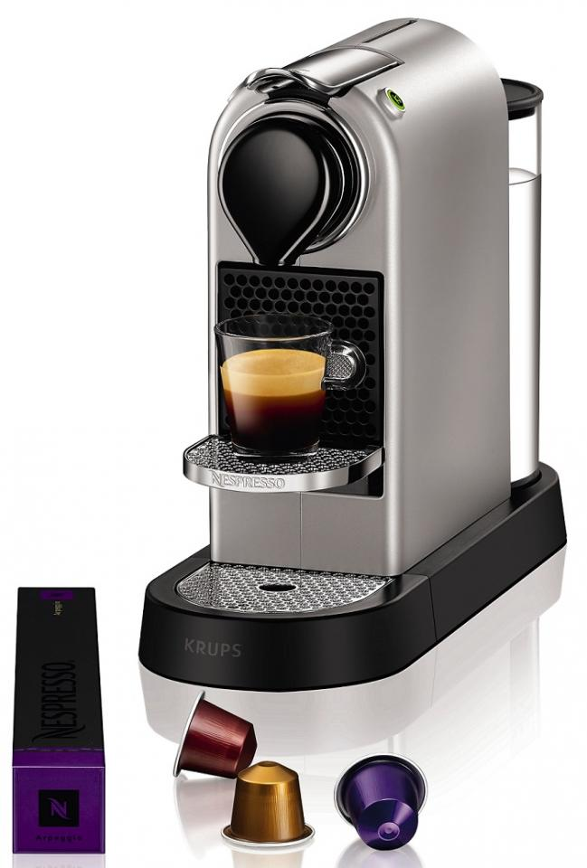 machine caf nespresso citiz yy2733fd krups. Black Bedroom Furniture Sets. Home Design Ideas