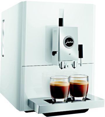 Jura a7 pianowhite pack s r nit garantie 3 ans machine caf automatique - Boulanger machine a cafe ...