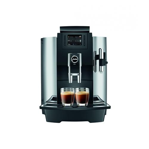 Machine caf we8 automatique avec broyeur chrome - Machine a cafe automatique avec broyeur ...