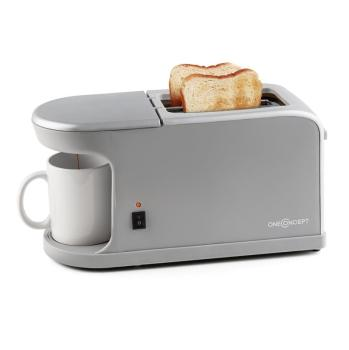 Quickie 2-en-1 Toaster double