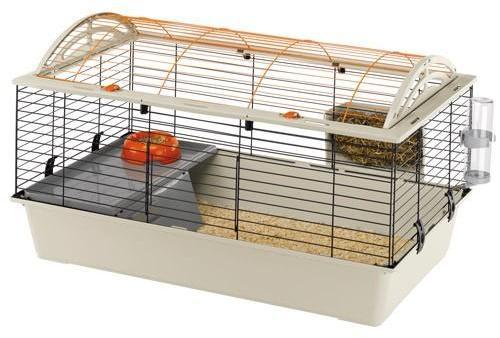 Cage Casita 100 en plastique