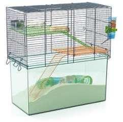 Cage habitat