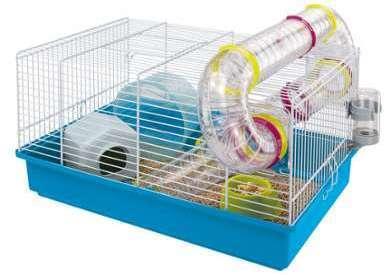 Cage hamster Ferplast avec