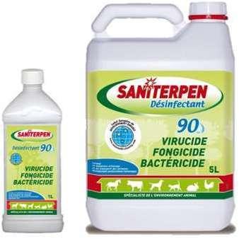 Saniterpen 90 désinfectant