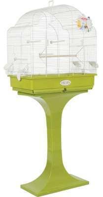 Cage à oiseaux avec pied 68