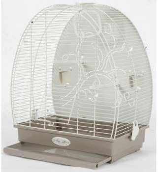 Cage à oiseaux arabesque alice