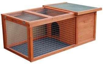 Cage d extérieur Rabbit Space