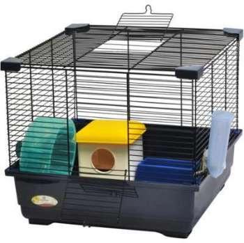 Cage pour rongeurs jill avec
