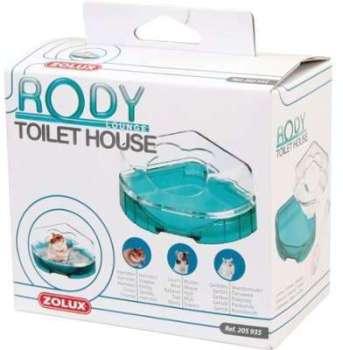 Maison de toilette rongeur