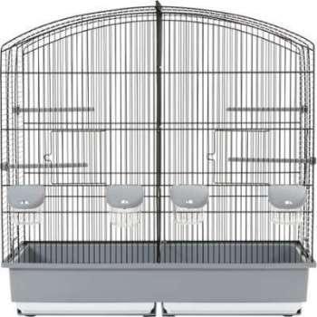 Cage à oiseaux Family 6 noire