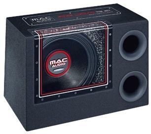 Caisson Subwoofer Mac Audio