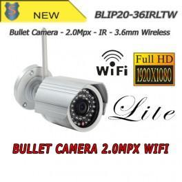 Caméra IP 2MP Bullet 3 6mm