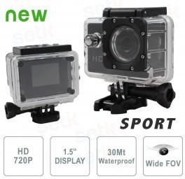 Caméra Sportive HD 720P Photos