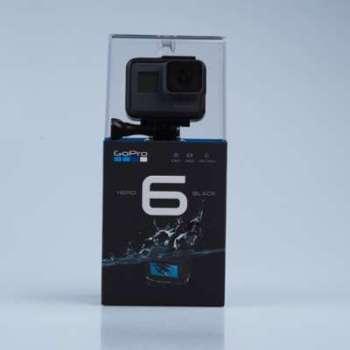 GoPro HERO6 Black cran LCD