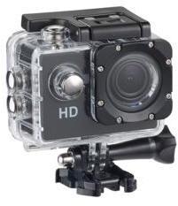 Caméra sport HD avec boîtier