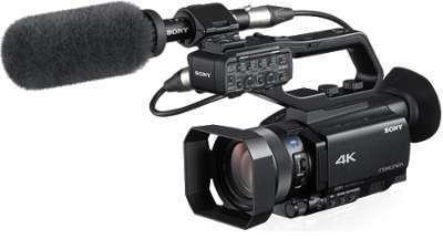 SONY Caméscope HXR-NX80