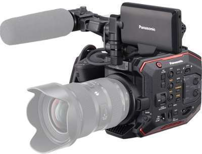 Panasonic Caméra EVA1