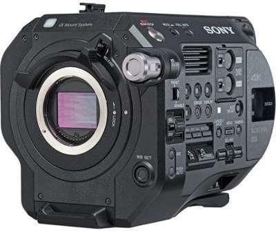 SONY Caméra PXW-FS7 Mark II