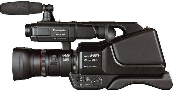 Panasonic Caméra d épaule