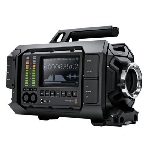 Blackmagic URSA EF Caméra