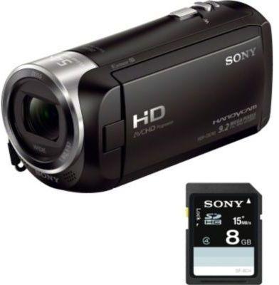 Caméscope Sony Pack HDR-CX240