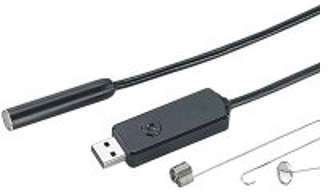 Caméra endoscopique HD USB