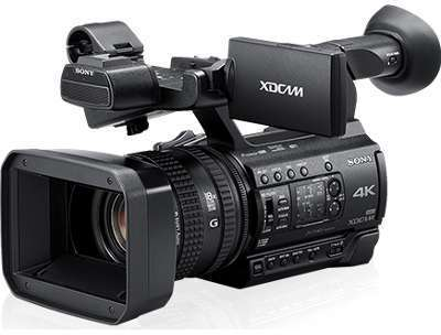 SONY Caméra PXW-Z150 Noire