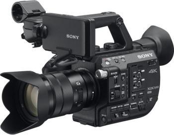 SONY Caméra PXW-FS5K Noire