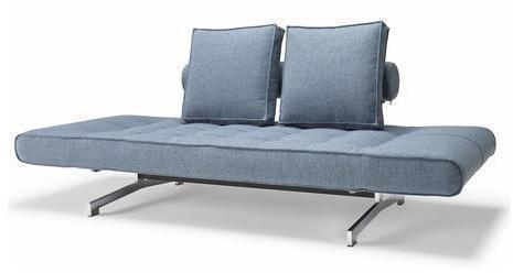 Ghia - Canapé-lit - bleu clair