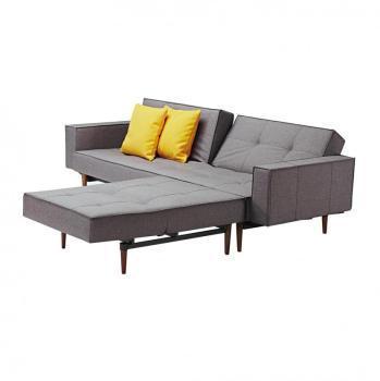 Splitback Wood - Canapé-lit