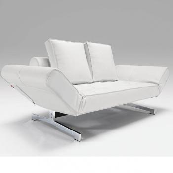 Ghia - Canapé-lit en cuir