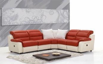 Canapé d angle relax cuir