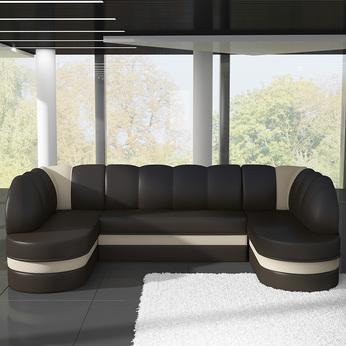 Canapé panoramique convertible