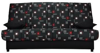 Banquette clic clac noire