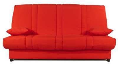 Canapé clic-clac HANNA coloris