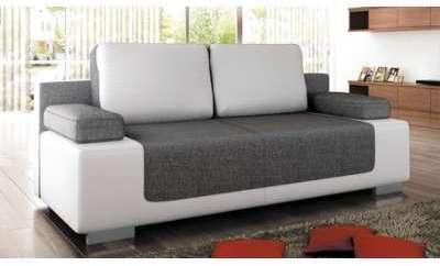 Canapé lit DENVER BEIGE