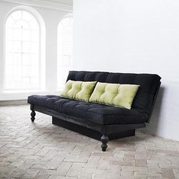 Rock-o 130 futon gris-pistache