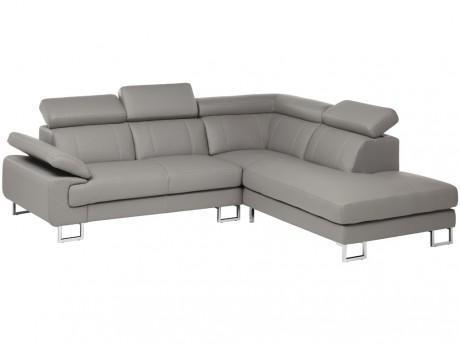 Canapé d angle cuir COLISEE