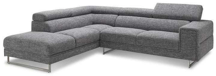 Canapé d angle en tissu avec