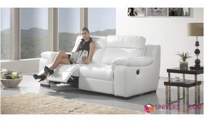 Canapé FIRST Relax électrique
