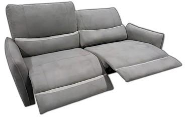 Canapé relax 3 places électrique