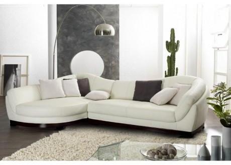Canapé d angle cuir de buffle