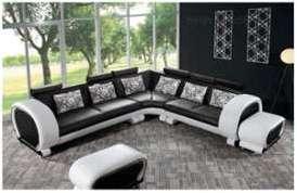 Grand canapé d angle New York