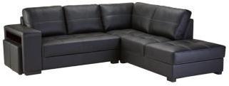 Canapé grand angle méridienne
