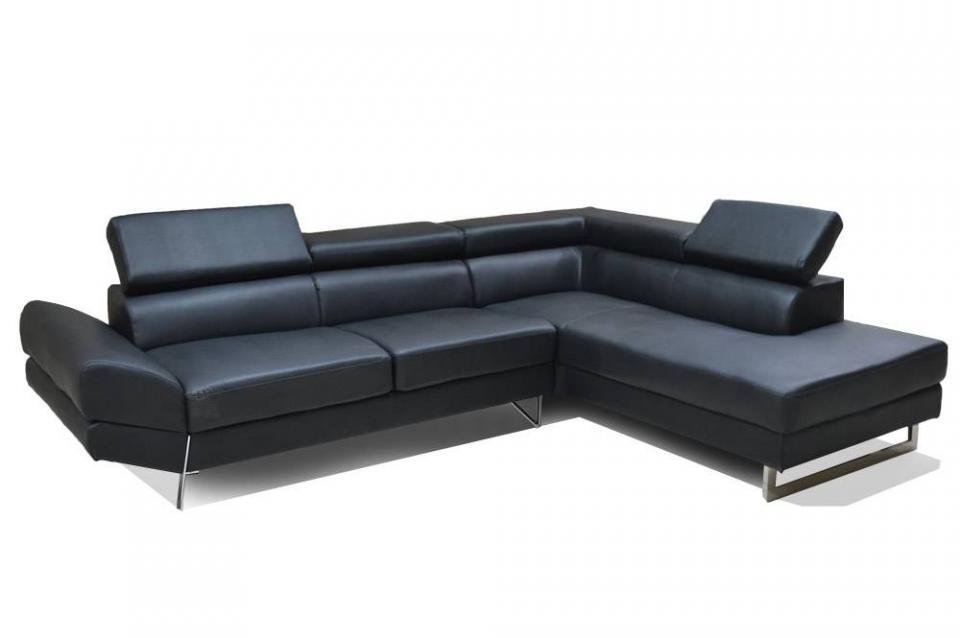 Canapé d angle droite fixe