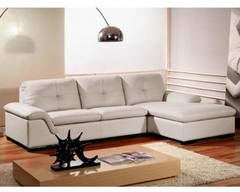 Canapé Cuir Angle DENVER -