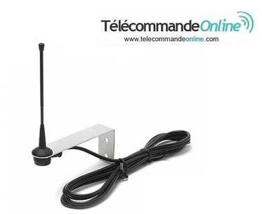 Antenne 433 92 MHz avec câble